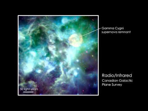 Gamma rays in the Heart of Cygnus