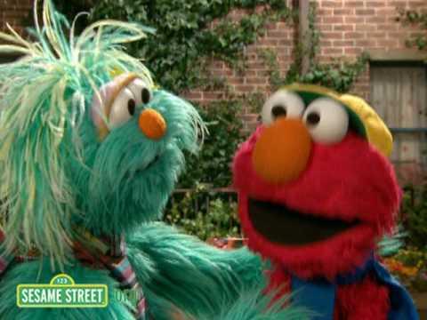 Sesame Street: Te Quiero