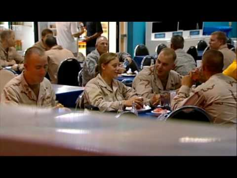 US Troops in Djibouti - Explore - BBC