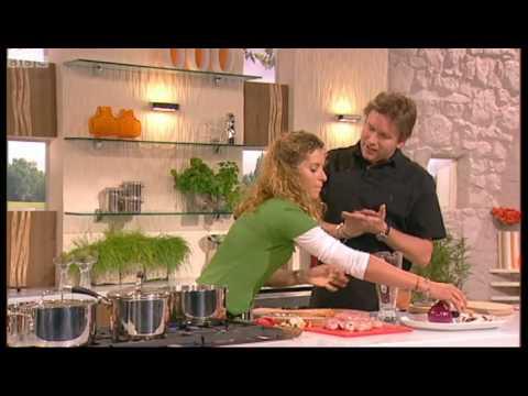 Tana Ramsey's chicken casserole part 2 - Saturday Kitchen - BBC