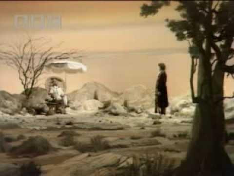 The white guardian - Dr Who - BBC sci-fi