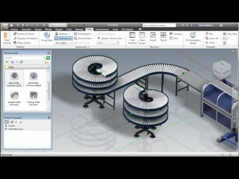 Factory Design Suite for Machine and Equipment Builders