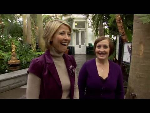 Samantha Brown visits the New York Botanical Garden