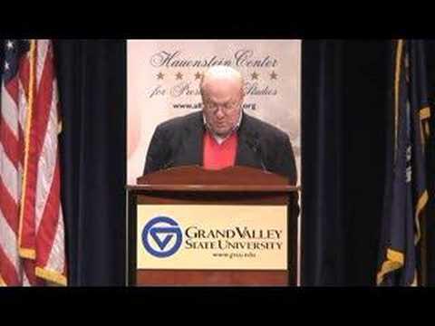 Richard Norton Smith on Calvin Coolidge (1 of 8)