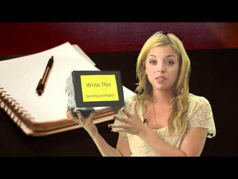 Writer's Block Sucks, Writing Prompts to Boost Creativity by Katie, WriteByNight