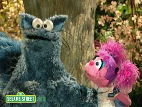 Sesame Street: The Cheshire Cookie