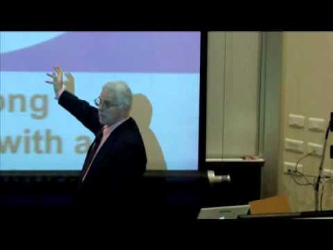 Celebrated Biochemist Bruce Alberts Speaks at AUC