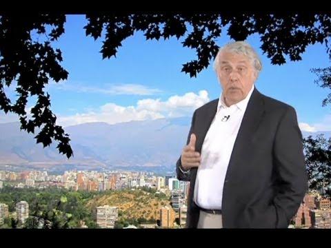 Pablo Valenzuela (Fundacion Ciencia para la Vida): Ciencias de la vida en Chile