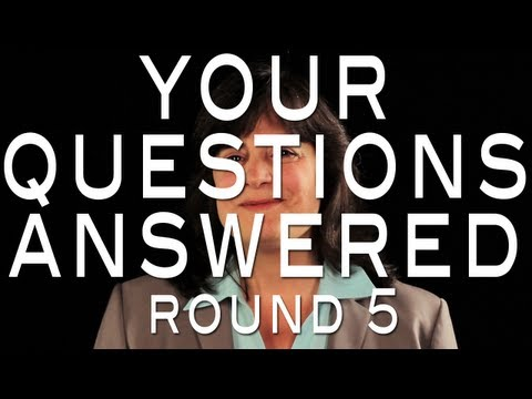 Mariette Answers Your Questions! Round 5 - YouTube Space Lab