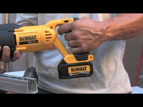 DeWalt 20V Max Lithium Ion Reciprocating and Circular Saws - The Home Depot