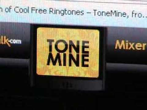 The Tonemine comp, Win a Blackberry phone!