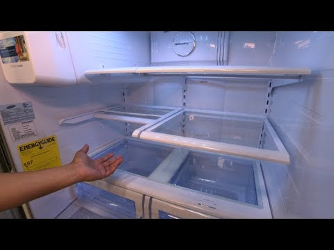 Organization and Flexibility - How to Choose a Refrigerator
