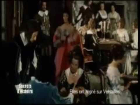 Louis XIV et les femmes
