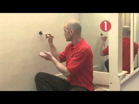 How To Repair Holes In Plasterboard