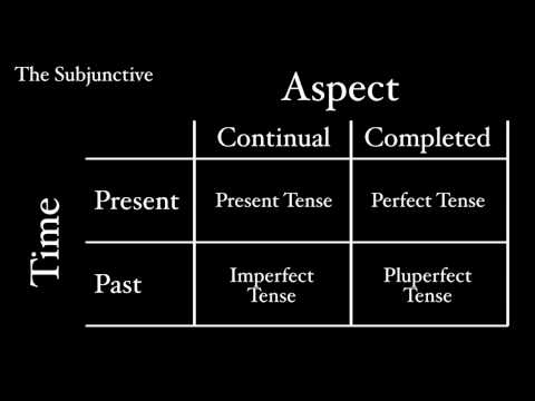The Pluperfect Active Subjunctive