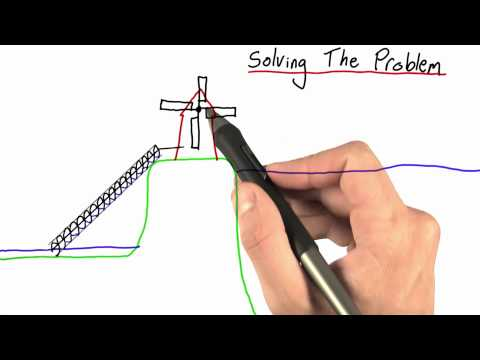 Solving the Problem - Intro to Physics - Work and Energy - Udacity