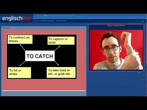 English Vocabulary | Phrasal Verbs | Catch