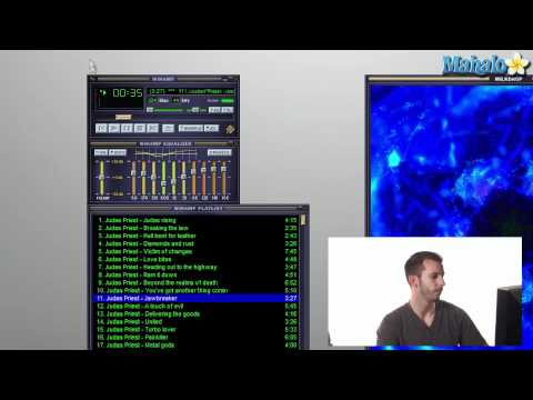 How to Set up Visualizations in Winamp