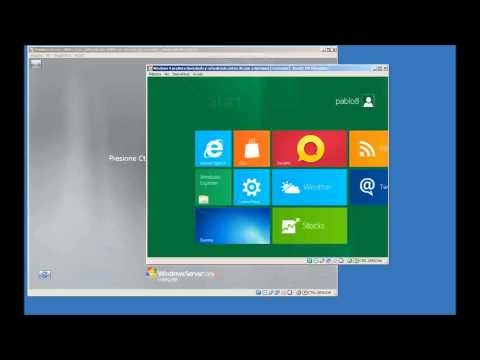 Windows Server 2008 - Unir Windows 8 al dominio