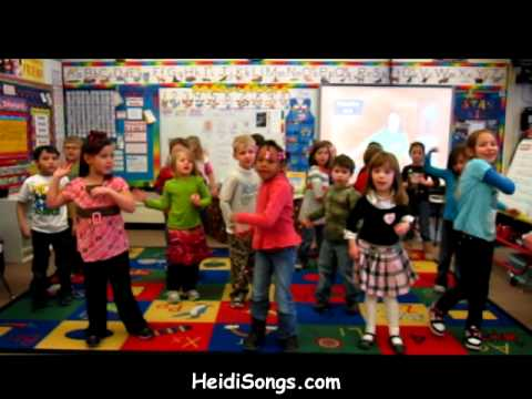 Number 26 Song -Learning Numbers 0-30 in Kindergarten