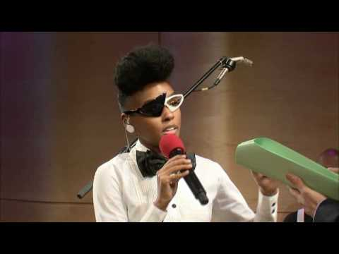 Studio 360 Live: Time Travel - Janelle Monáe talks with Kurt Andersen