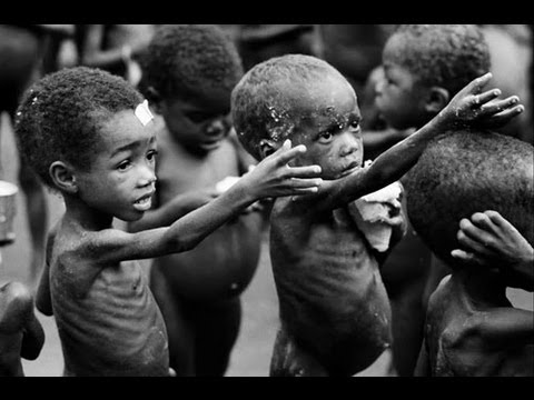 Hunger in Africa - (MUST WATCH)