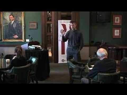 H. W. Brands on Bush, alcoholism, and the Iraq War (1 of 2)