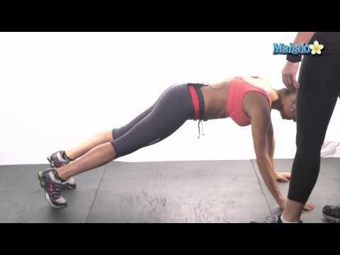 How to Do a Walking Push Up with a Twist