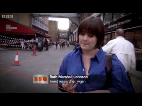 Scouting the streets of London - British Style Genius - BBC
