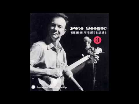 "Pete Seeger - ""Sometimes I feel like a Motherless Child"""