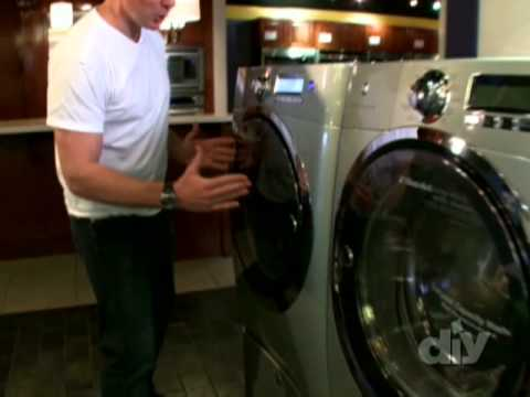 Washer-Dryer Technology-DIY