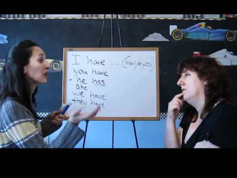 Lesson 32 - Forms of HAVE - Learn English with Jennifer