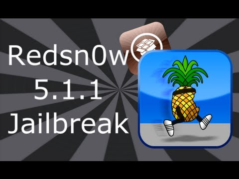 NEW Jailbreak 5.1.1 Firmware For iPhone 4S, 4, 3GS, iPad 3, 2, 1, iPod Touch 4 & 3