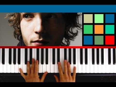 "How To Play ""I Won't Let You Go"" Piano Tutorial / Sheet Music (James Morrison)"