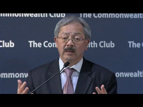 SF Mayor Ed Lee: The Unique Challenges of an Asian Leader