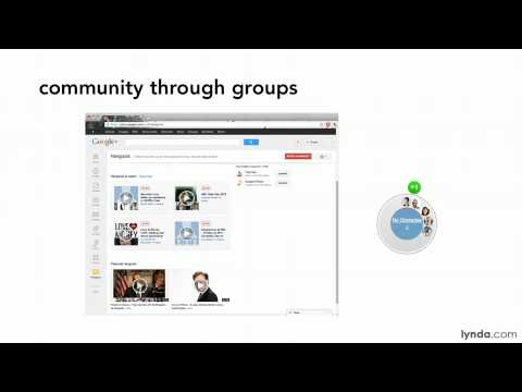 Google+ tutorial: Why use Google Pages on Google+ | lynda.com