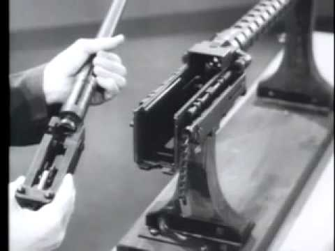 The M73 Machine Gun