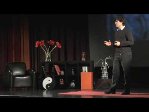 TEDxWaterloo - Michael Sacco - 2/25/10