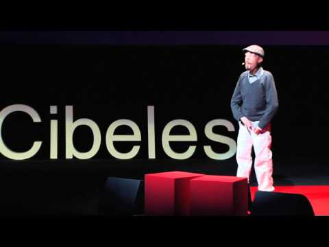 Overcoming a crisis: a different approach: Maickel Melamed at TEDxCibeles