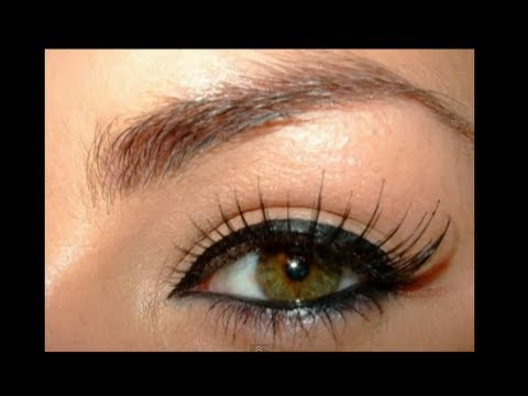 X Factor & N-Dubz Tulisa make up tutorial
