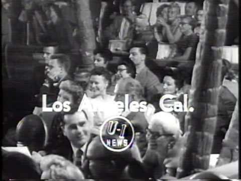 Labor Merger. AFL and CIO Join Forces 1955 Newsreel