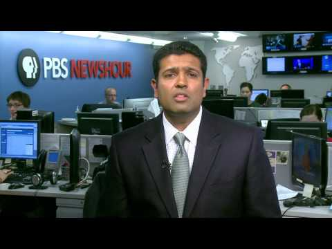 Friday's NewsHour News Brief - Oct. 12, 2012