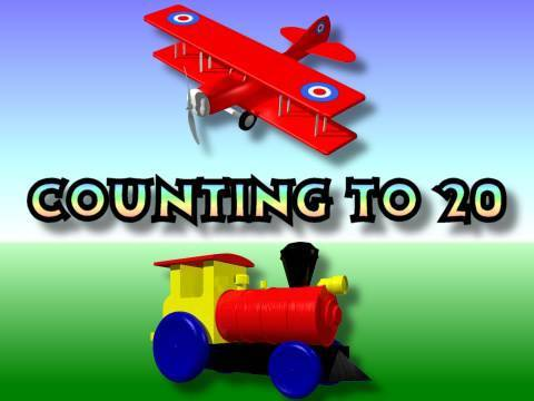 Children's: Counting to 20