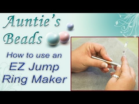 Karla Kam - How To Use an EZ Jump Ring Maker