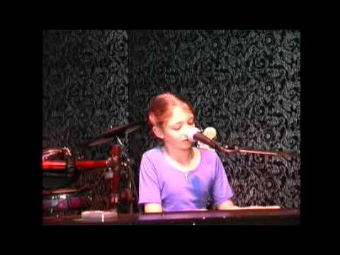 "Maxine Davey - ""Turning Tables"" - Student Concert 2.26.12"