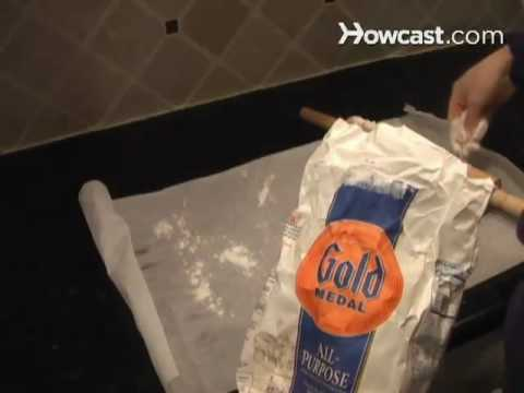 How To Roll Pastry Dough