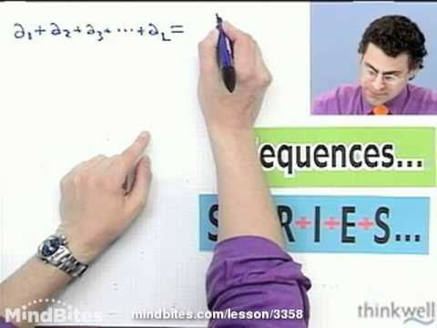 Int Algebra: Series Notation, Definition & Solving