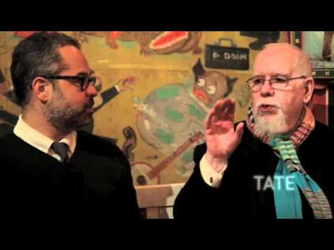 TateShots: Sir Peter Blake and The Museum of Everything