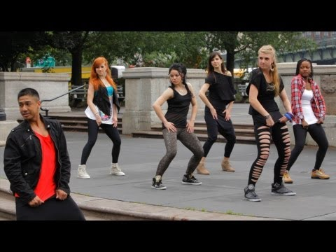 How to Dance Like Ester Dean: Drop It Low, Part 2 | Hip Hop Dance Crew