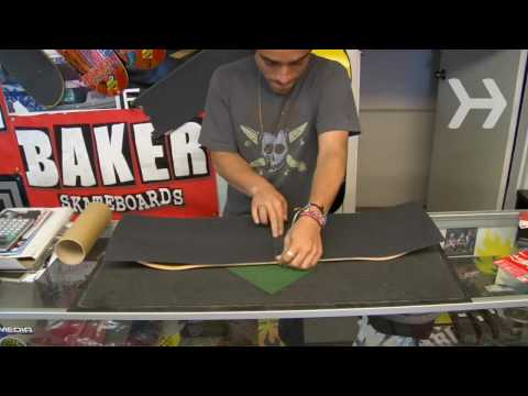 How to Build Your Own Skateboard